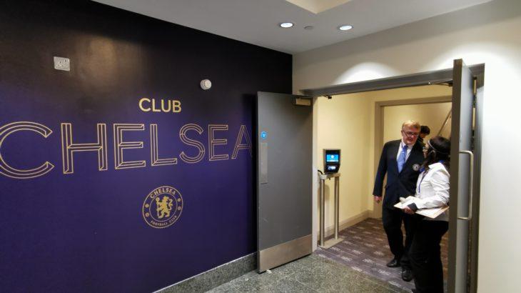 チェルシーのVIPシート CLUB CHELSEAって知っていますか?